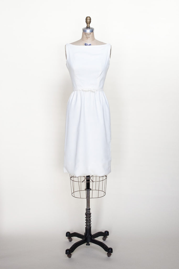 1960s Lanz cocktail dress