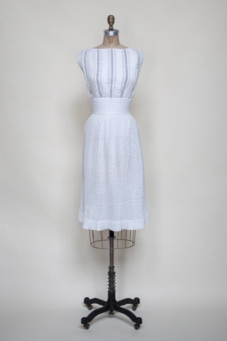 1960s L'Aiglon dress