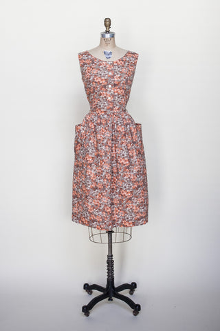 Fall Blossom Dress