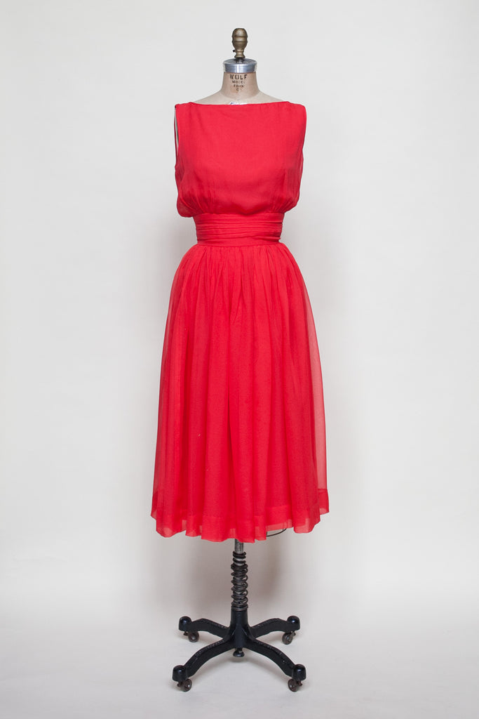 Vintage 1960s Neiman Marcus dress from Velvetyogurt