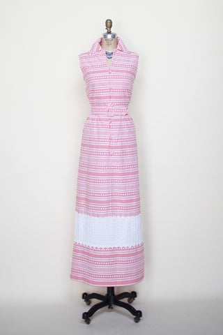 Vintage 1960s Tori Richard dress