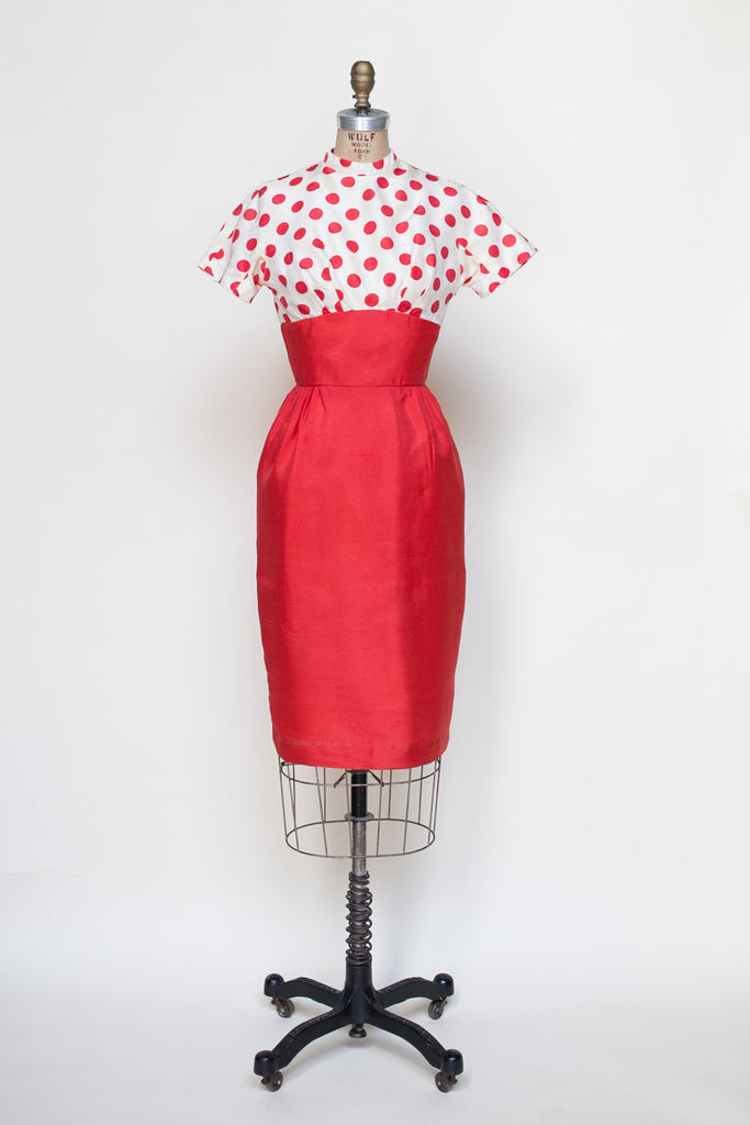 1960s dress from Onebigfishgreenevents
