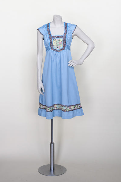 1970s Jody T dress from Dalena Vintage