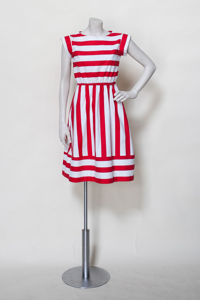 Jane Striped Dress