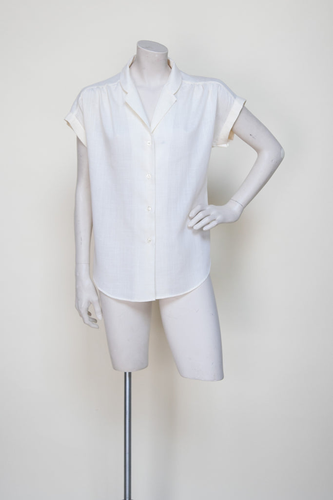 Vintage 1970s Sears blouse from Dalena Vintage