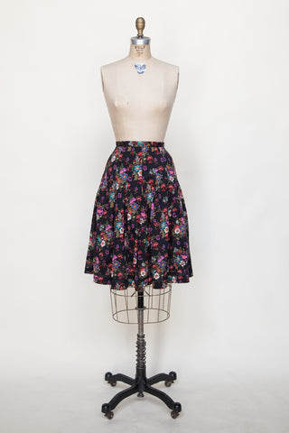 Jay Floral Skirt