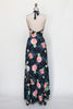 1970s Lillie Ruben maxi dress from Onebigfishgreenevents