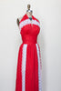 Vintage 1970s Mexican dress from Onebigfishgreenevents