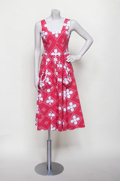 Vintage 1970s day dress from Dalena Vintage