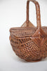 1970s wicker purse from Dalena Vintage