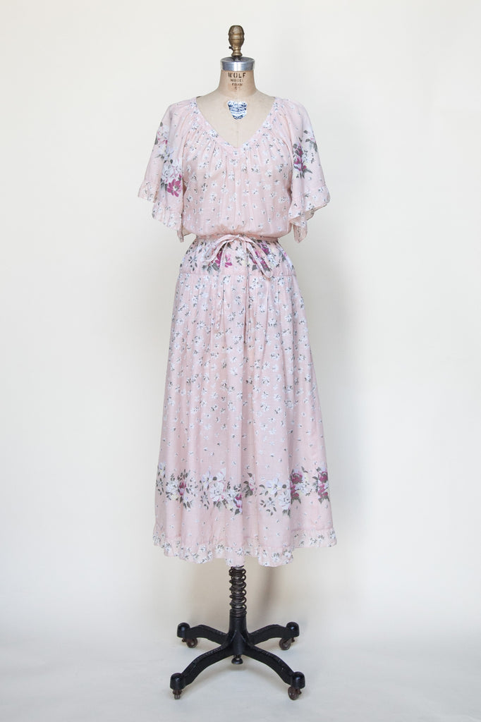 Vintage 1980s Albert Nippon dress from Dalena Vintage