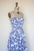 Vintage 1980s All That Jazz dress