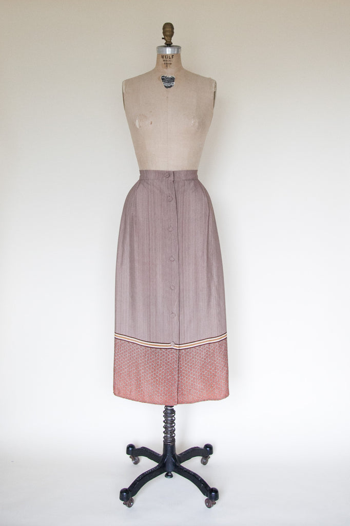 Vintage 1970s skirt from Dalena Vintage