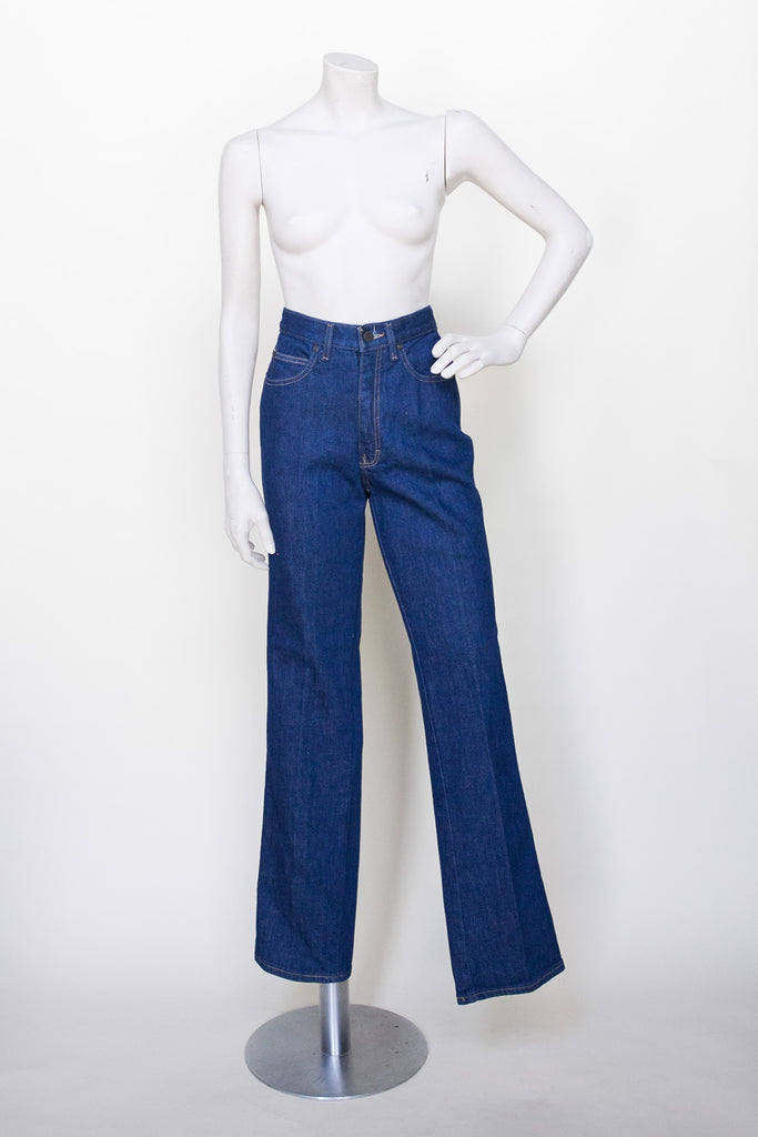 1980s Calvin Klein jeans from Onebigfishgreenevents