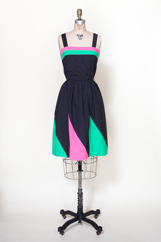 Vintage 1980s dress from Dalena Vintage