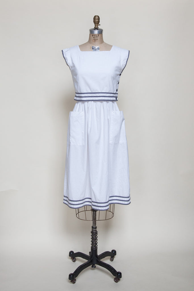 Vintage 1980s Lanz dress from Velvetyogurt
