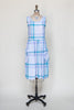 Vintage plaid day dress from Dalena Vintage