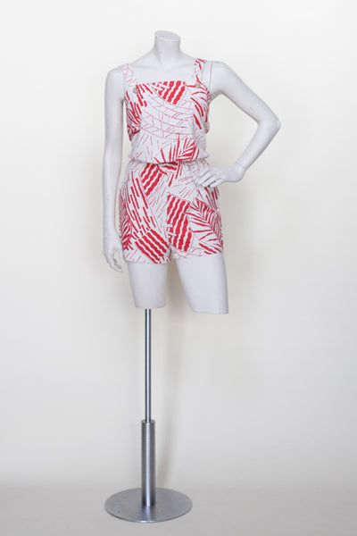 1970s Jerell of Texas romper