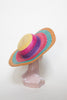 1980s vintage straw hat from Dalena Vintage