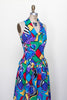 1980s day dress from Dalena Vintage