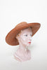 Vintage straw hat from Velvetyogurt