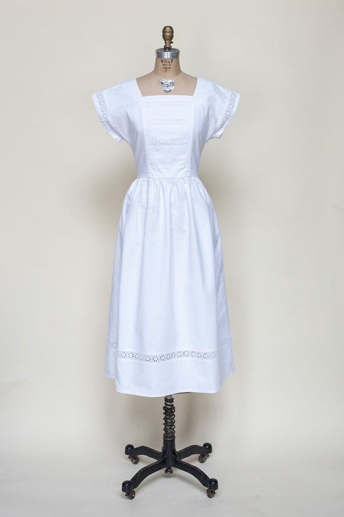 Vintage 1980s Lanz dress from Onebigfishgreenevents