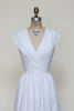 1980s white Lanz dress from Dalena Vintage