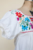 1980s vintage Mexcian blouse from Dalena Vintage