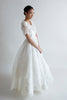 1950s wedding dress from Onebigfishgreenevents