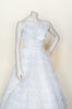 Vintage 1950s cupcake wedding dress from Dalena Vintage