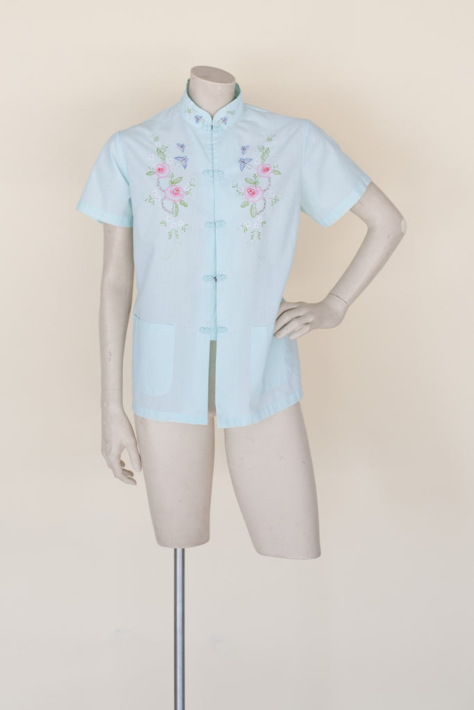 Plum Blossoms Blouse