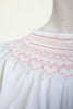 Vintage smocked blouse from Dalena Vintage