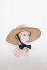 1970s straw hat from Dalena Vintage