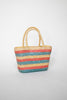 Vintage straw bag from Onebigfishgreenevents