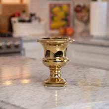 Gold Urn / Compote