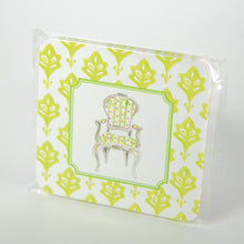 Green Chair Coasters