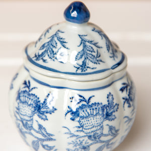 Chinoiserie Tea Caddy