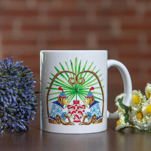 Rosanne Beck Coffee Mugs