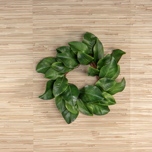 Magnolia Wreath - Small