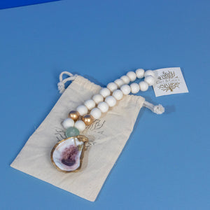 Petite Blessing Beads /Folly Blue