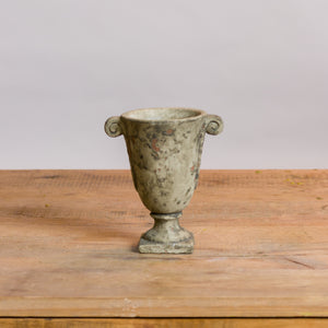 Classic Urn With Scroll Handles
