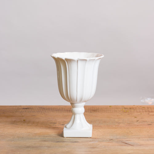 Classic Pleated Urn