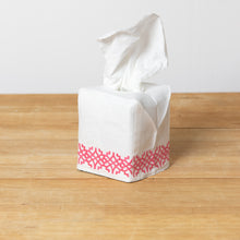 Pink Chinois Tissue Box Cover