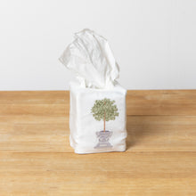 Roman Tree Tissue Box Cover