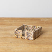 Rattan Cocktail Napkin Holder