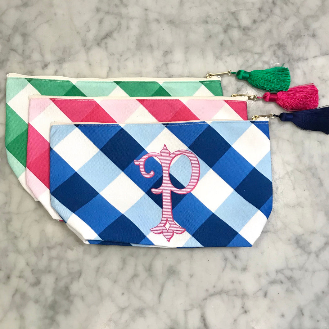 Personalized Fabric Pouches