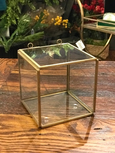 Square Glass Box