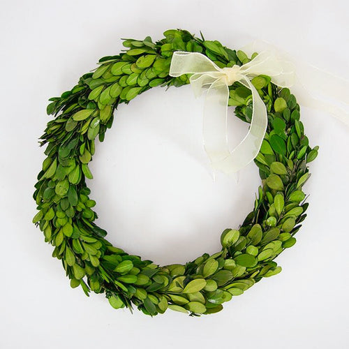 Boxwood Wreath - Large