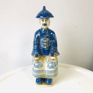 Qing Royal Figure