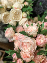 English Garden Bouquet - Light Pink